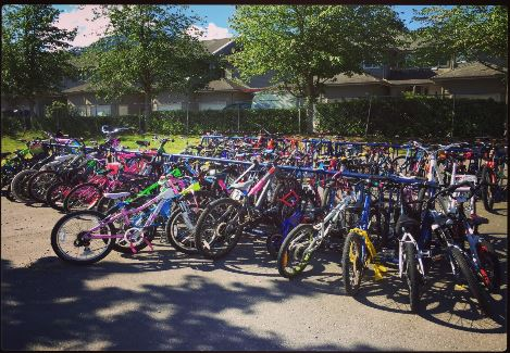 Bike to School Week May 29th - June 2nd