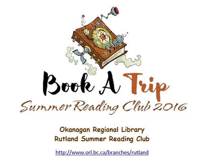 ORL Summer Reading Club
